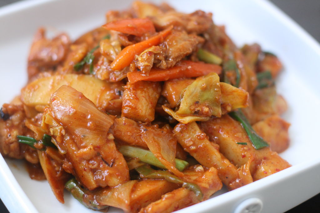 корейский салат хе рецепт