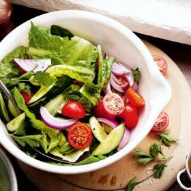 Овощной салат - фото рецепта