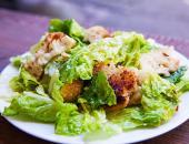 салат Цезрь - рецепт приготовления